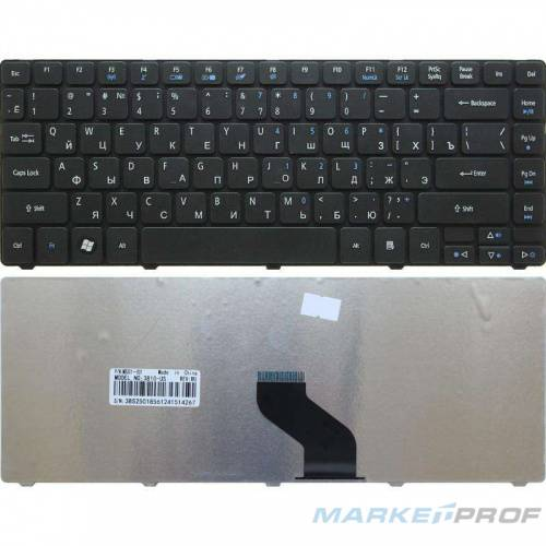 Клавиатура Acer 4535 4738 4810T 4410, Pachard bell NM85 NM87